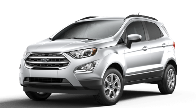 2019 Ford EcoSport SE Front-wheel Drive Crossover